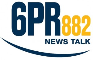 6PR radio