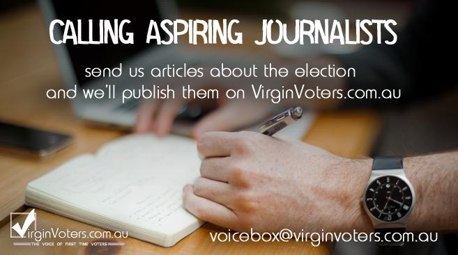 Calling Aspiring Journalists